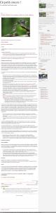 2010-04-04 Droits d'auteur et exceptions, droit de courte citation - Un petit coucou